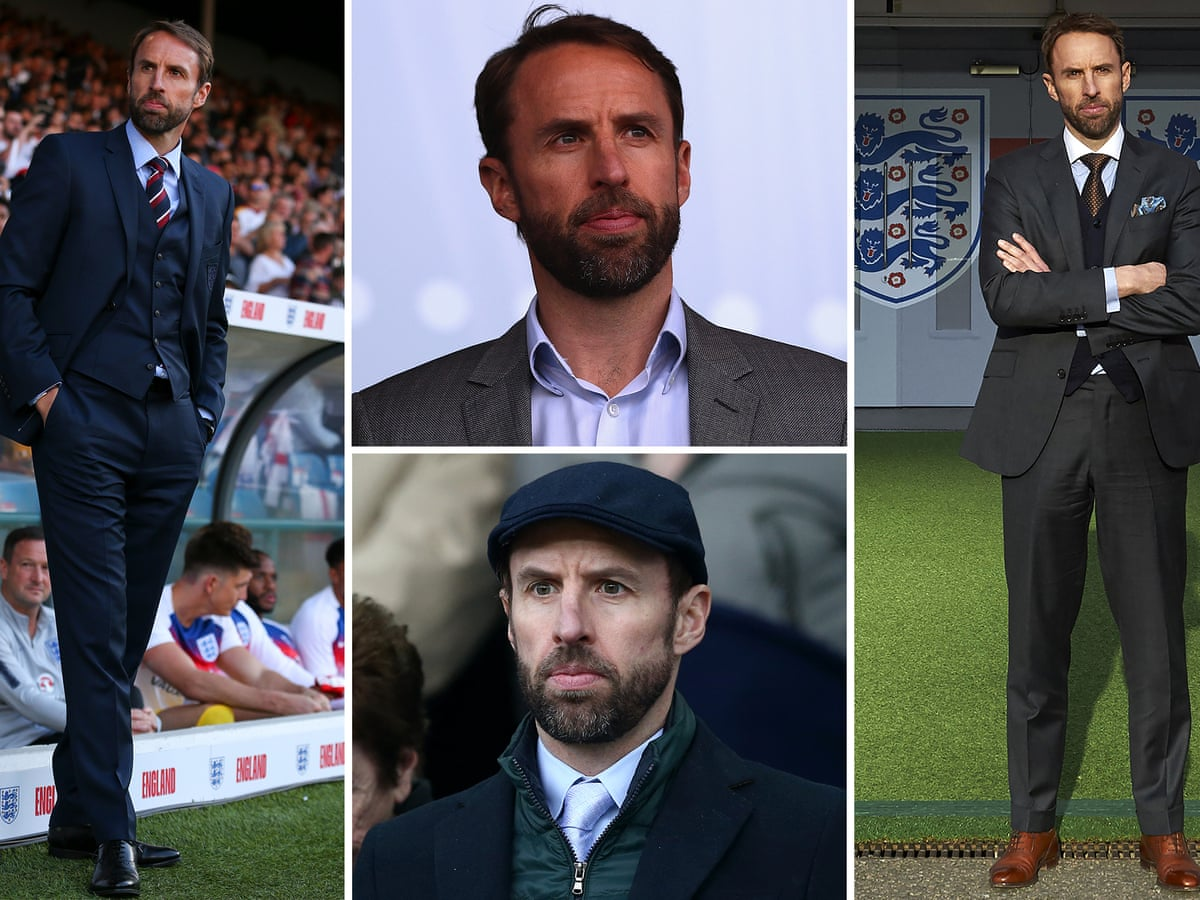 How Gareth Southgate Became An Unstoppable Style Icon Men S Fashion The Guardian