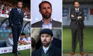 The stylish Southgate of recent of years …