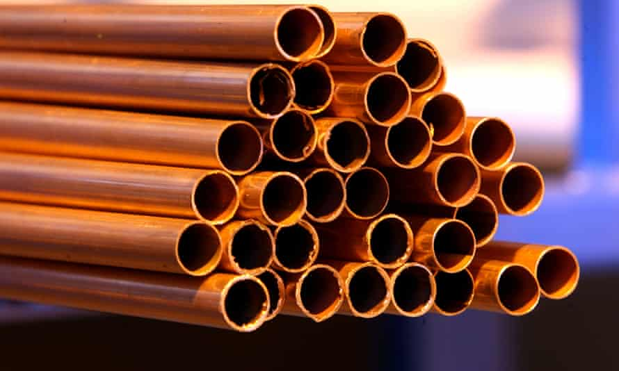 Copper is as key to the renewable energy industry as the sun and wind.