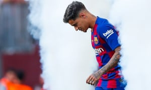 Could Barcelona's Philippe Coutinho move to PSG with Neymar heading in the opposite direction?