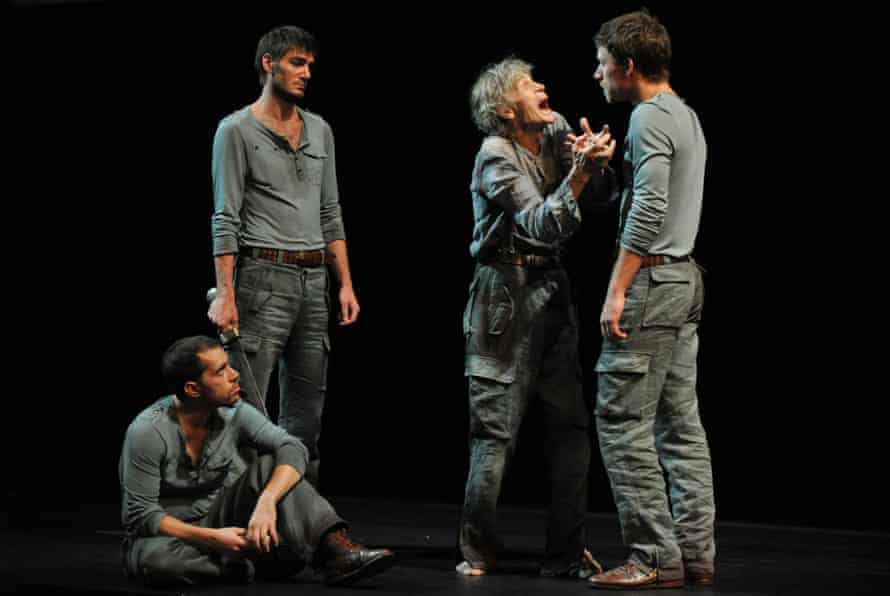 'Every character is on a hero's quest' … a 2009 production of the original in Paris.