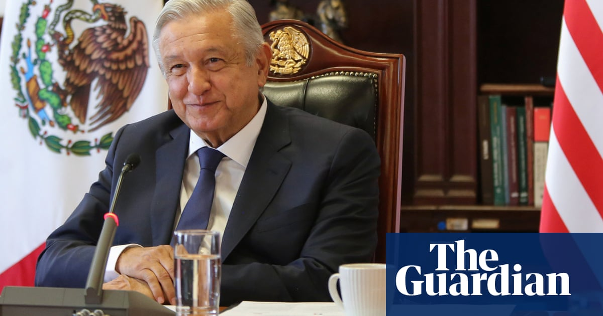 Mexican president accuses US of interference over funding for NGOs