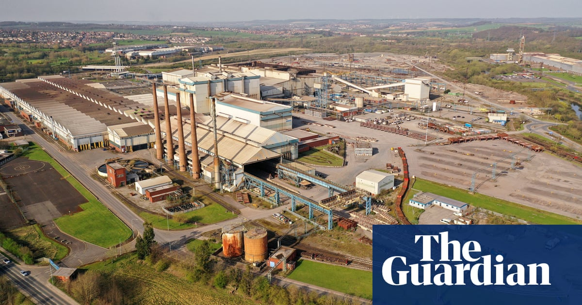 Liberty Steel owner pledges not to close any UK plants
