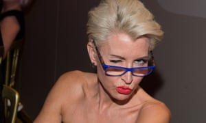 Heather Mills attends a gala in aid of pancreatic cancer in London