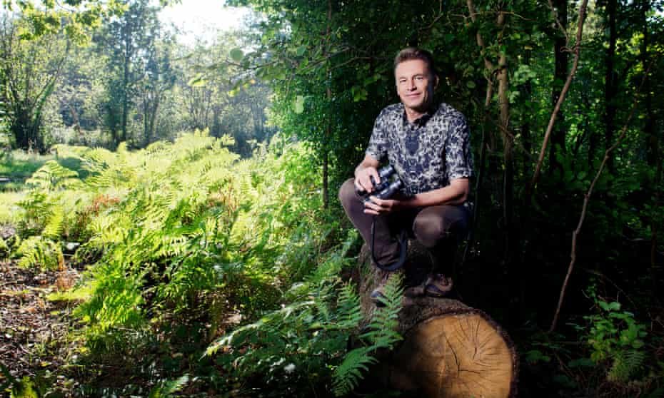 'When I die, my ashes will be scattered in the New Forest': Chris Packham.