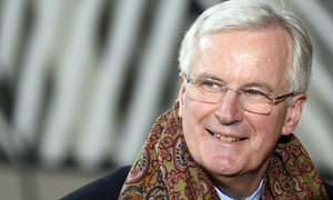 Michel Barnier will meet campaigners in Brussels on 28 March.