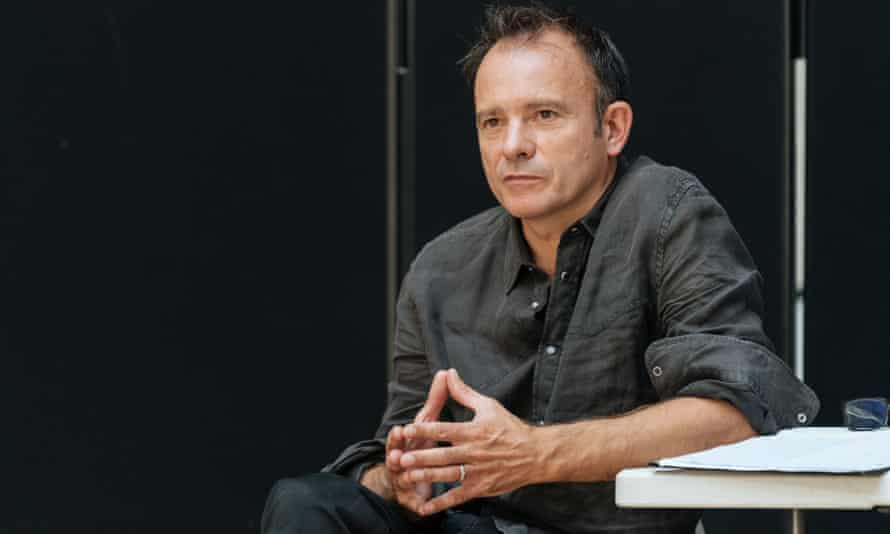 Theatre has a 'significant healing power' ... Matthew Warchus.