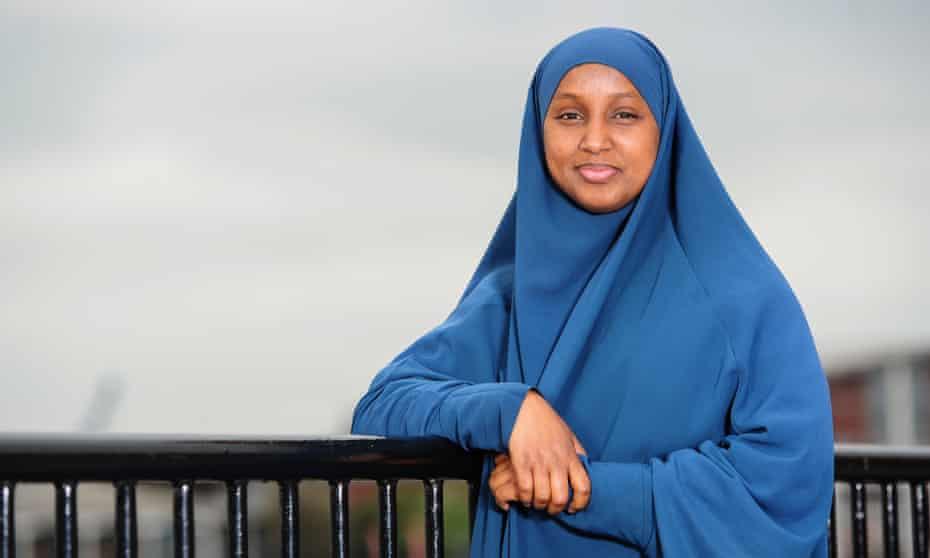 Welsh language learner Mymuna Mohamood also speaks Somali, Arabic and English.