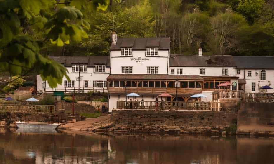 Ye Olde Ferrie Inn.