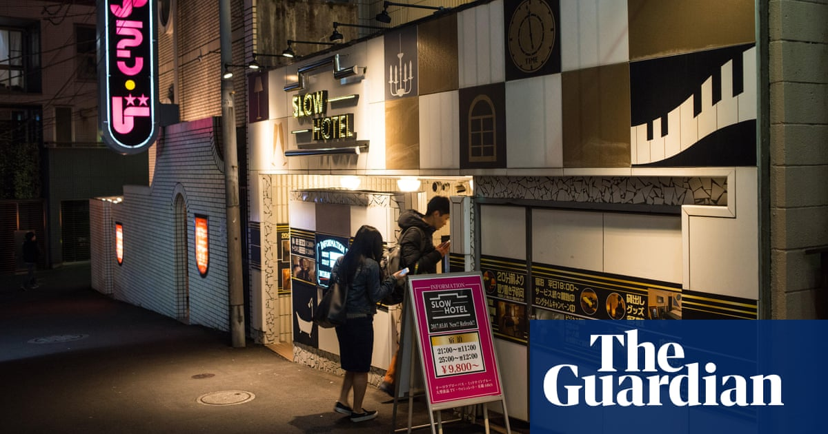 Japan's 'love hotels' accused of anti-gay discrimination