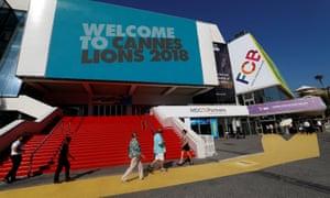 The Cannes Lions venue