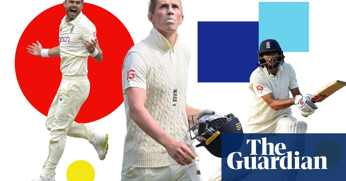Player-by-player guide to England's touring Ashes squad