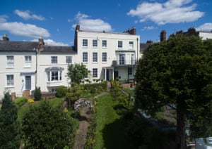 Victorian terrace - Worcester, Worcestershire