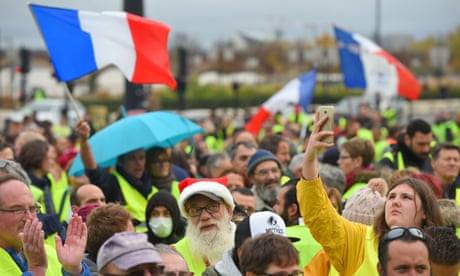 'I understand why they are angry': readers on France's gilets jaunes