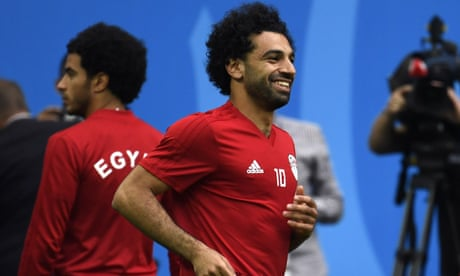 Egypt ready to take a risk on fitness of talisman Mo Salah