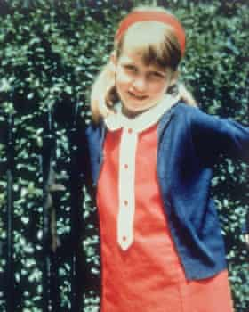 Little Princess. Lady Diana Spencer (1961 - 1997)