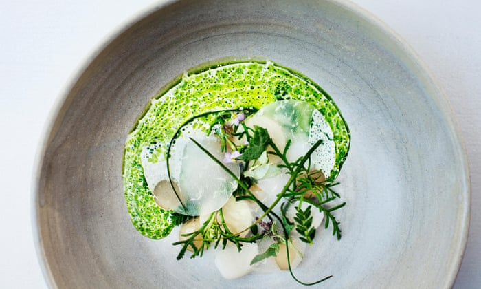 New Nordic food at Kadeau, Bornholm