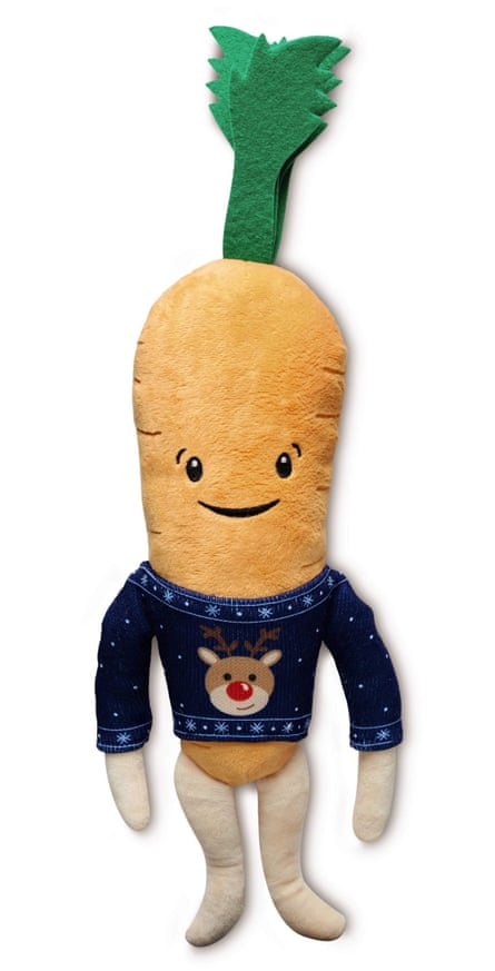 Kevin the carrot, Aldi's soft toy