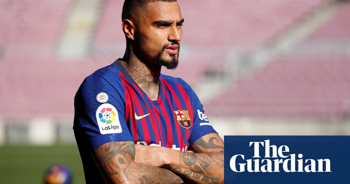 c384f4e8919 How did Barcelona end up signing Kevin-Prince Boateng