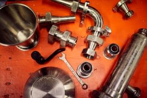 Brewing paraphernalia - adaptors, RJT adaptors and hop filters