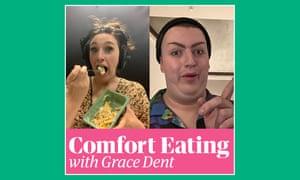 Grace Dent Lawrence Chaney comfort eating