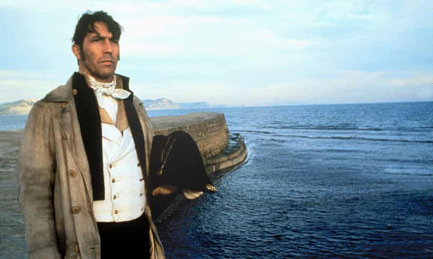 Ciarán Hinds as Captain Frederick Wentworth in Persuasion.
