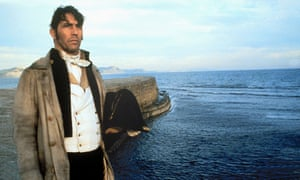 Ciarán Hinds as Captain Frederick Wentworth in the 1995 film adaptation of Persuasion.