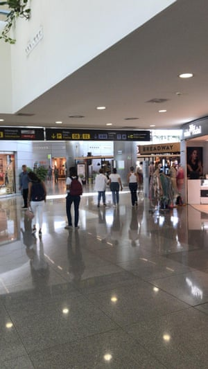 Mahon Airport