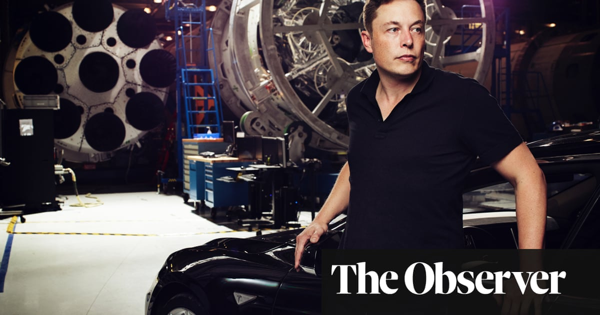 'The smartest person in any room anywhere': in defence of Elon Musk, by Douglas Coupland