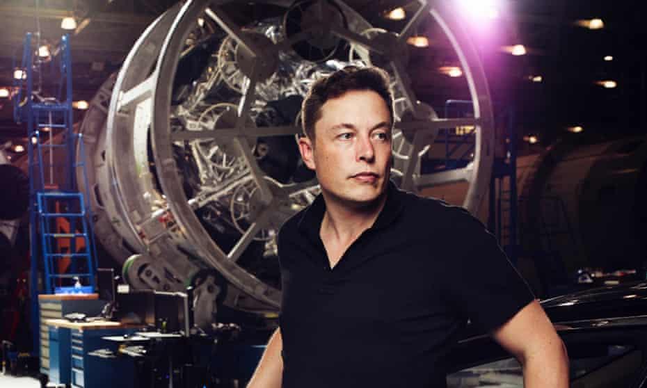 Elon Musk, 2013.