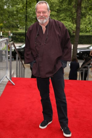 Film director Terry Gilliam has backed action against the redevelopment of Highgate.
