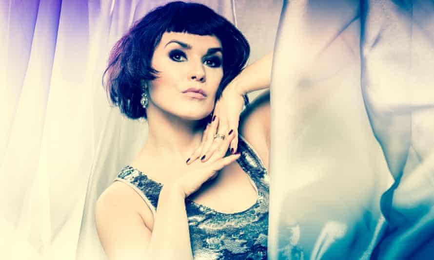 Singer Olga Peretyatko