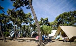Camping Huttopiia Noirmoutier,