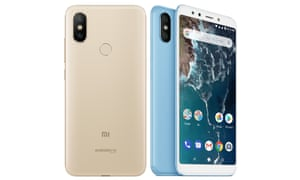 Xiaomi's Mi A2 punches well above its weight at this price.