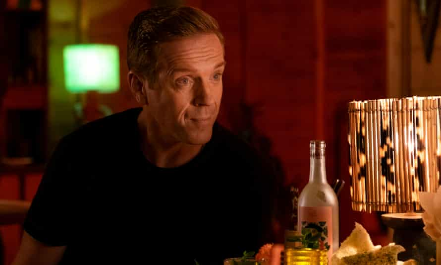 """Damian Lewis as Bobby """"Axe"""" Axelrod in Billions."""