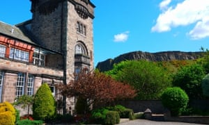 Old School Tower, Edinburgh