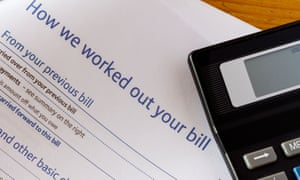 Working out exactly how BT worked out a bill for my father after he had died was the problem.
