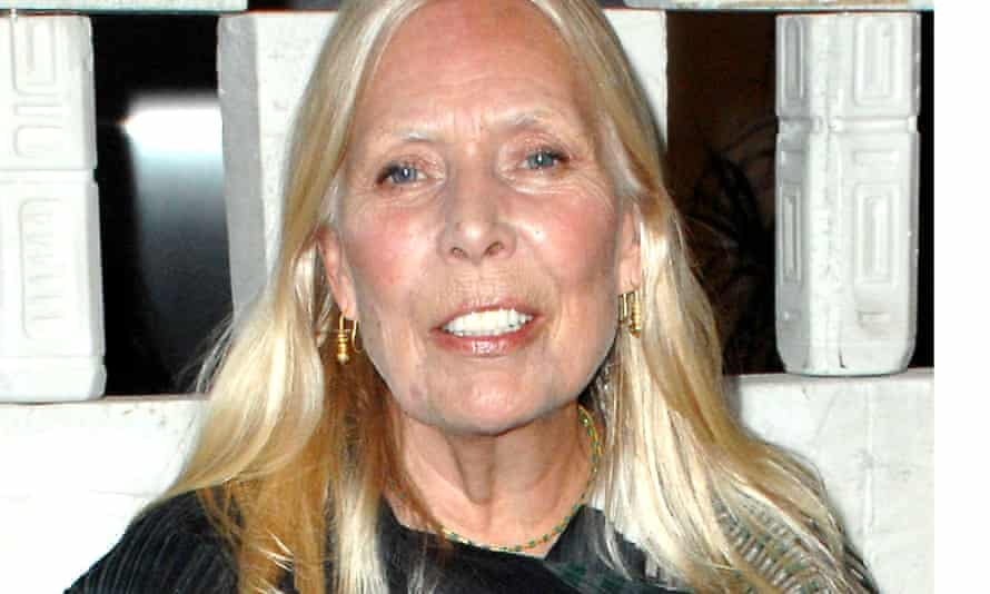 'Making good progress' … Joni Mitchell in 2014.
