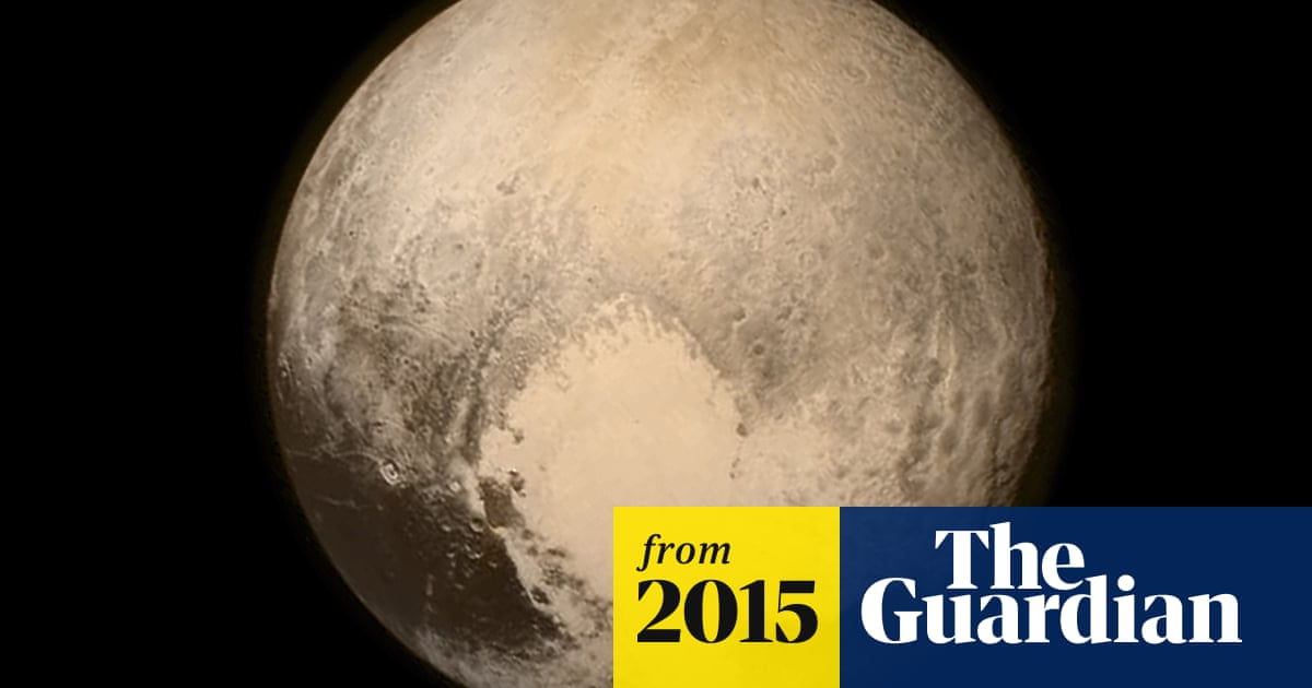 Small Planet Pluto Rides Large On World Wide Web S Meme