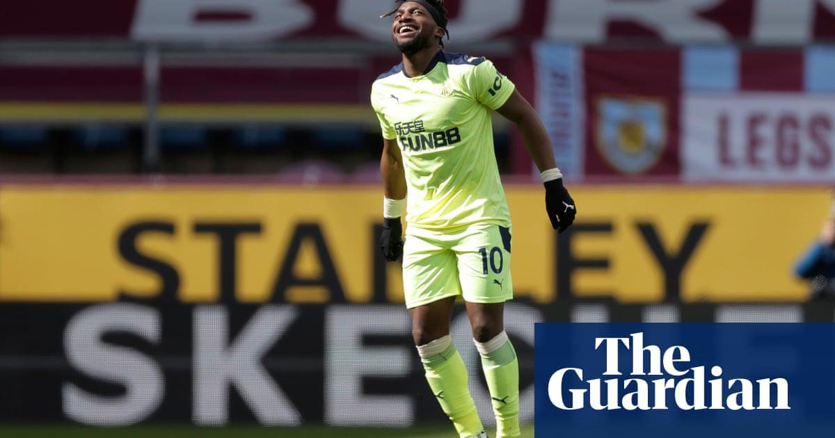 Allan Saint-Maximin delivers blazing cameo as Newcastle beat Burnley