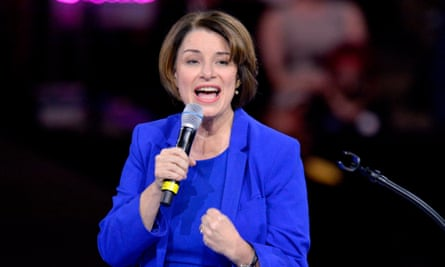 Minnesota Democratic senator Amy Klobuchar has ruled herself out of being Joe Biden's running mate in the 2020 US election.