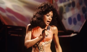 Wedding-night blues … Freda Payne.