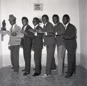 Groupe des Barbus, 1963