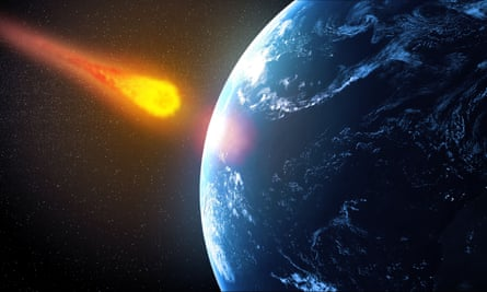 Large and potentially dangerous asteroids and comets are extremely rare, scientists said – 'But on the other hand they are the extinction-level events.'