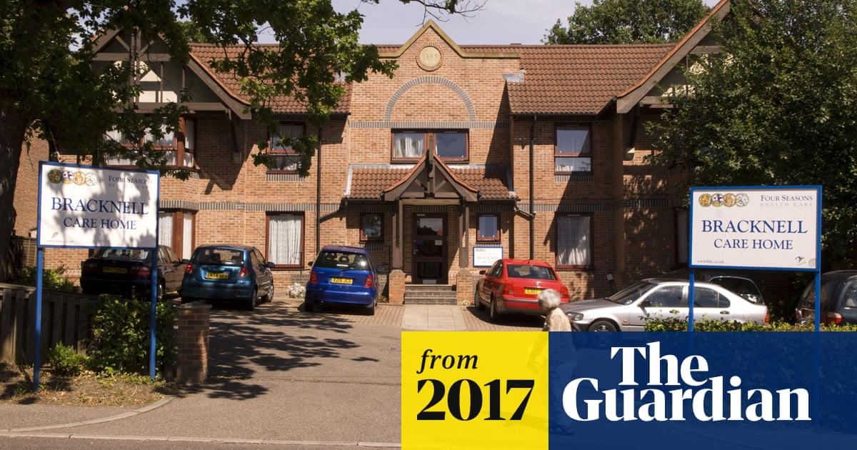 Urgent talks over future of Four Seasons care homes in UK