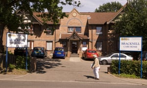Care home owned by Four Seasons