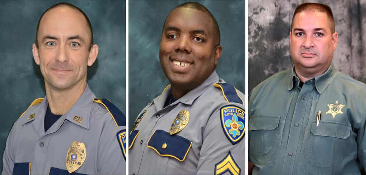 Baton Rouge officers