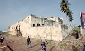 Elmina castle, Ghana, Africa