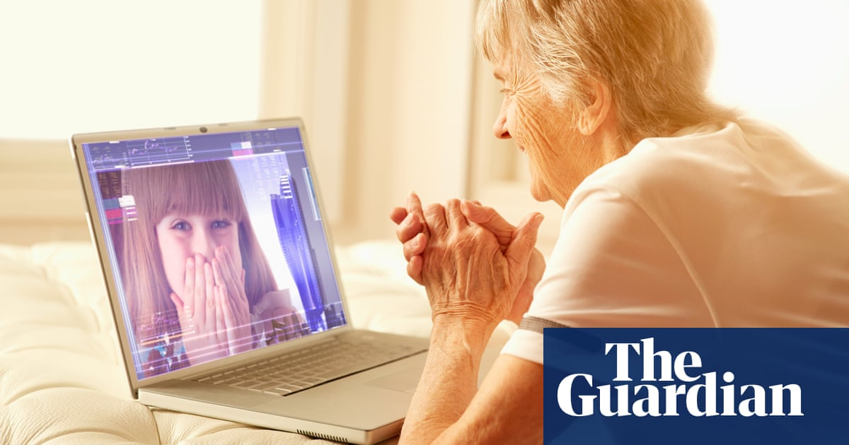 Are you over 70 and more confident online since lockdown began?