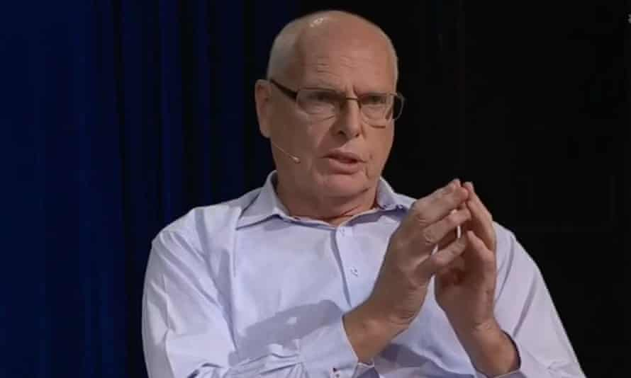 Jim Molan on Q&A on ABC TV on 3 February